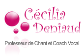 Cécilia Deniaud - Professeur de Chant et Coach Vocal